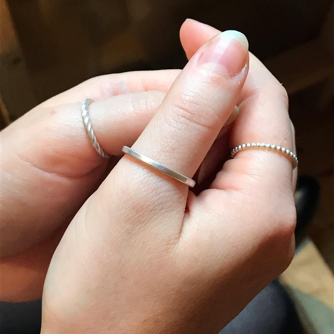 Kate Bajic jewellery tuition