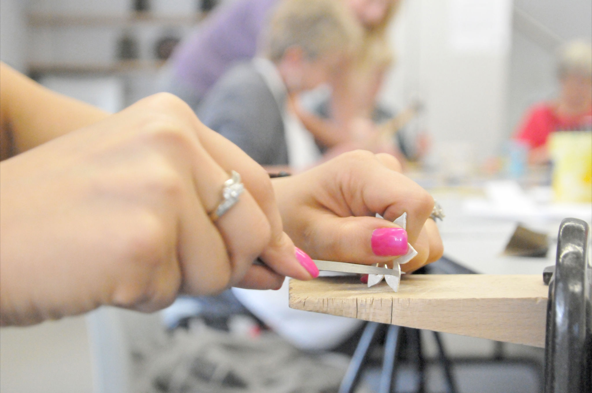 Kate Bajic Jewellery Workshops