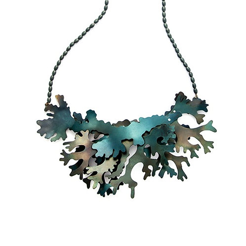 Branching necklace