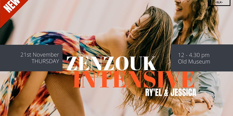 ZenZouk Intensive