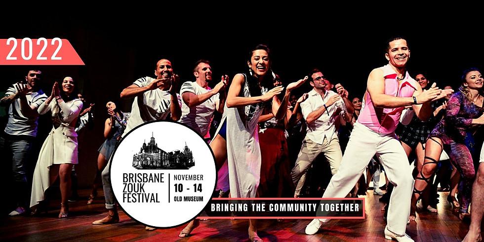 Brisbane Zouk Festival | 10th - 14th Nov 2022
