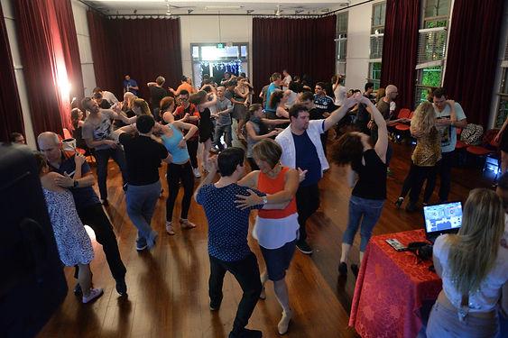 Social Parties at Cloud 9 Zouk Dance Brisbane