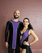Rafael & Juliana at Brisbane Zouk Festiv