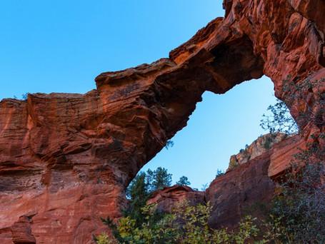 Devil's Bridge Arch