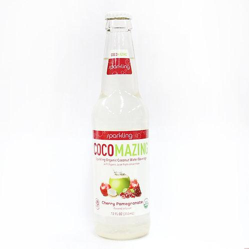 코코메이징 유기농 체리석류 탄산음료