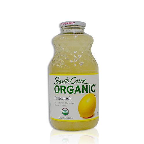 산타크루즈 유기농 레몬에이드 946ml