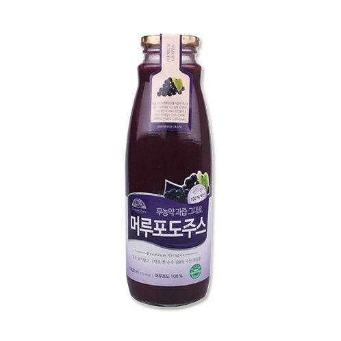무농약 과즙그대로 머루포도주스 1000ml