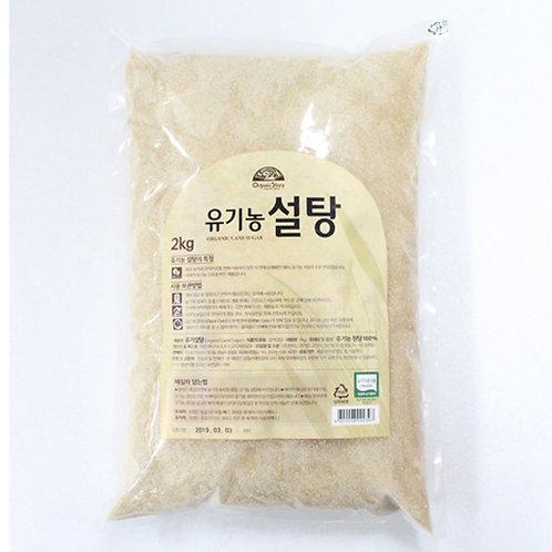 유기농 설탕 2kg