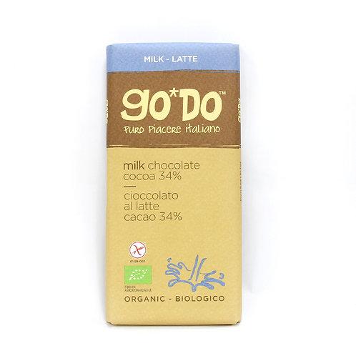 고두 유기농 밀크 초콜릿