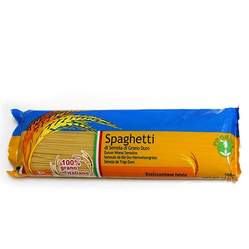 유기농 통밀 스파게티 500g
