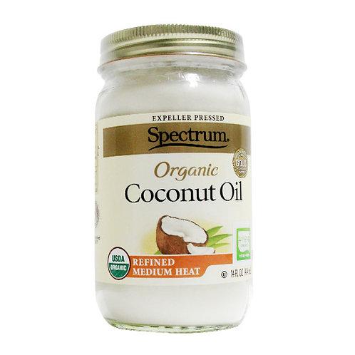 스펙트럼 유기농 코코넛 오일 414ml