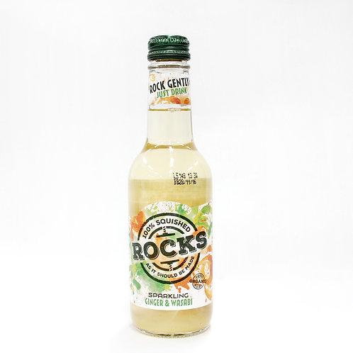 락스 유기농 진저&와사비 탄산음료