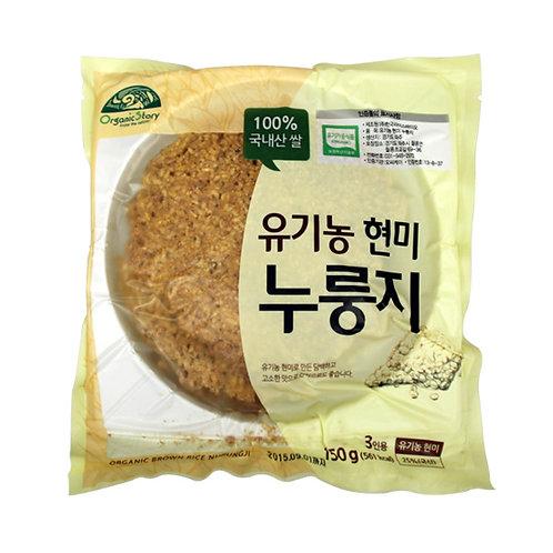 유기농 현미 누룽지 150g