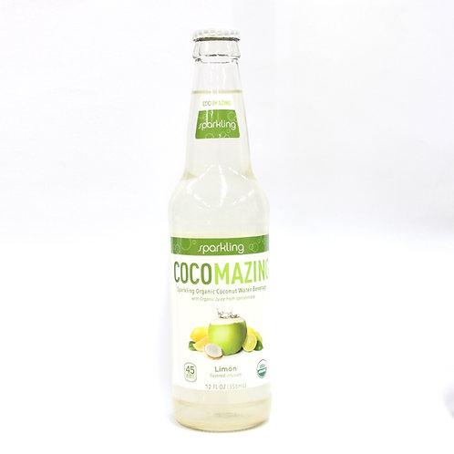 코코메이징 유기농 리몬 코코넛 탄산음료