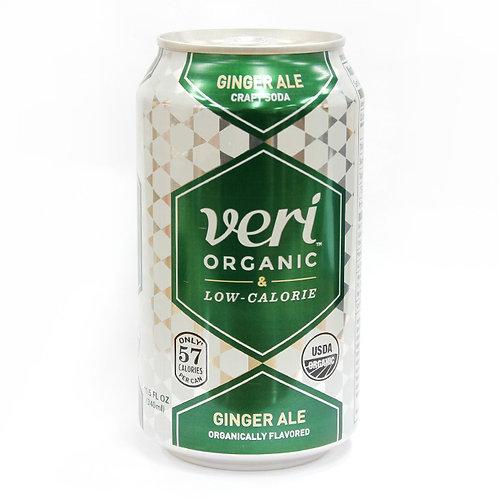 유기농 베리소다 진저에일 탄산음료