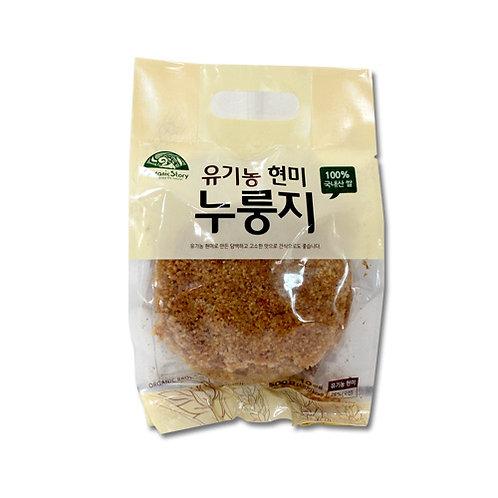 유기농 현미 누룽지 500g