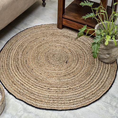 Jute Round carpet