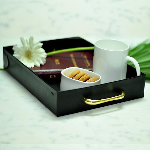 Classic dining serving tray