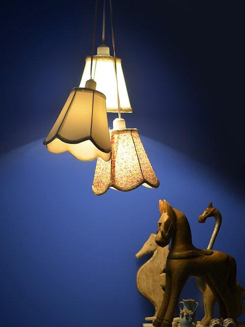 Vintage Shades Corner Lamp
