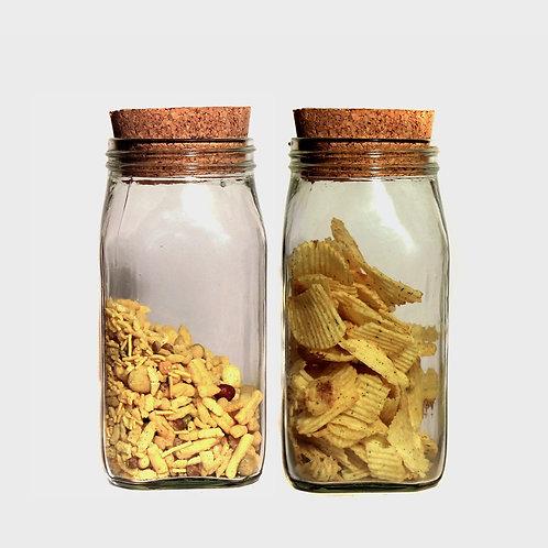 Utility Cork Jar