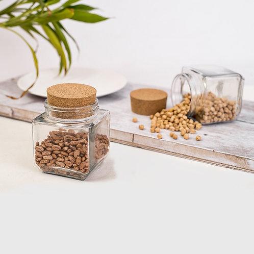 Kitchen Utility Square Jar