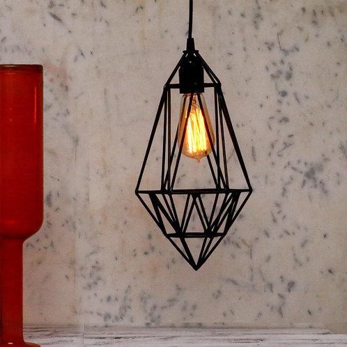 Gem stone Pendant lamp