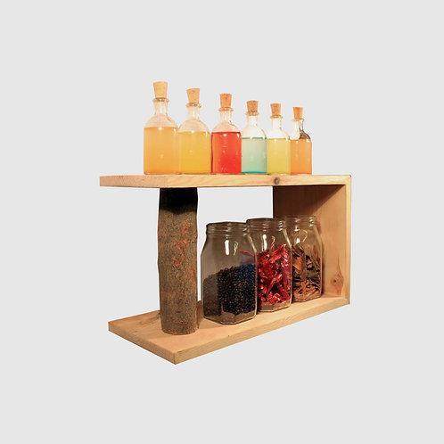DO 40 Crested Trunk Shelf Image 1