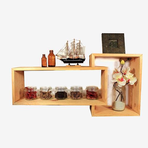 DO 41 Imbricated Shelf  Image 1