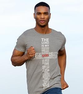 heathered-t-shirt-mockup-of-a-young-man-