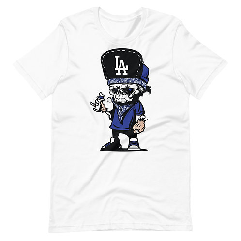 Dodgers tagger T