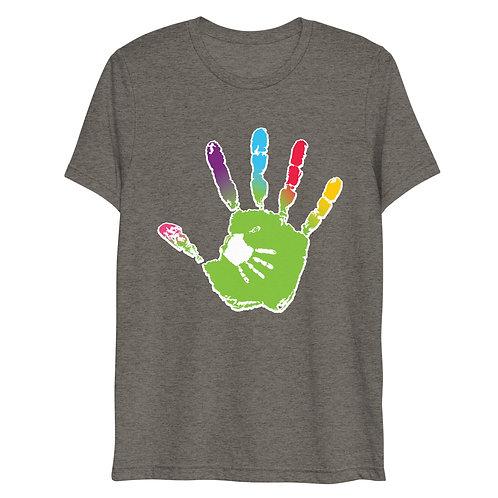 autism awareness hands T