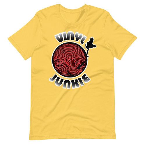 Fingerprint Vinyl Junkie
