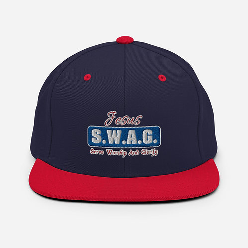 Jesus Snapback Hat