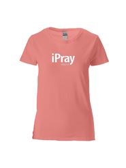 IPRAY Heavy Cotton Ladies T-Shirt