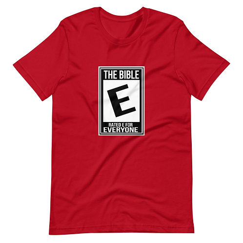 Rated E for Everyone T-Shirt