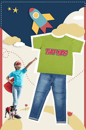 collage-mockup-of-a-heather-t-shirt-for-