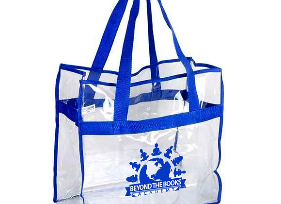 Clear BTBA Bag