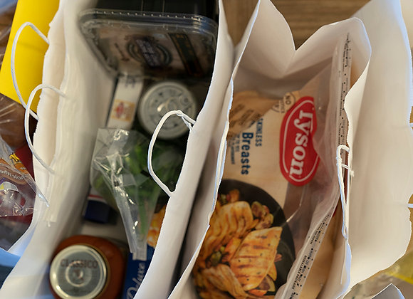9 Meals/Week: Pick-Up