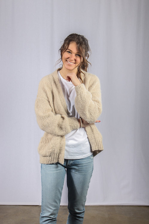 Knit-ted Cardigan Bernelle