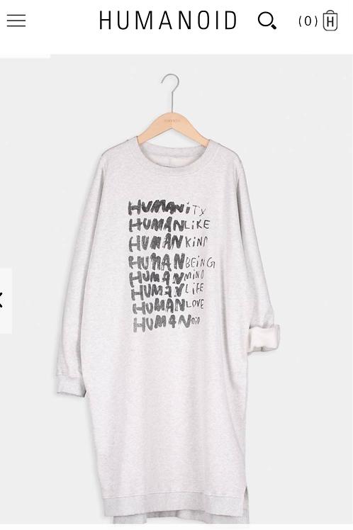 Humanoid sweaterdress Hobo Mel