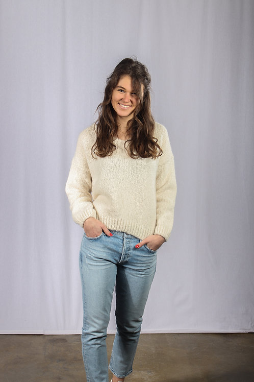 Knit-ted Trui Begonia