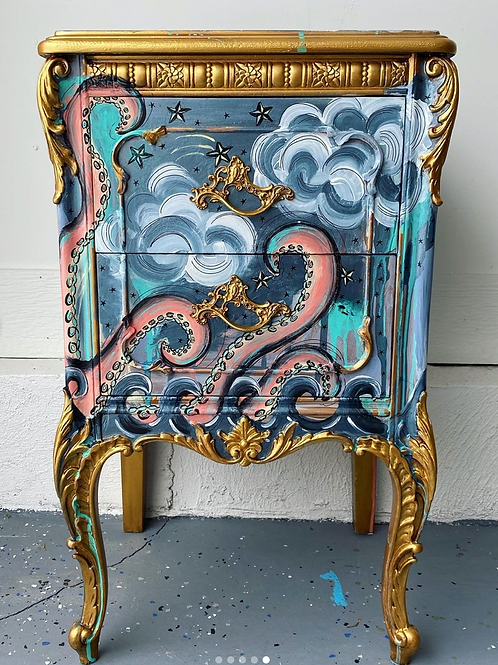 Sea Nightstand