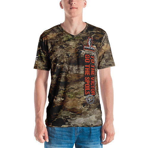 """Broadsword """"To The Victor Go The Spoils"""" Men's T-shirt"""