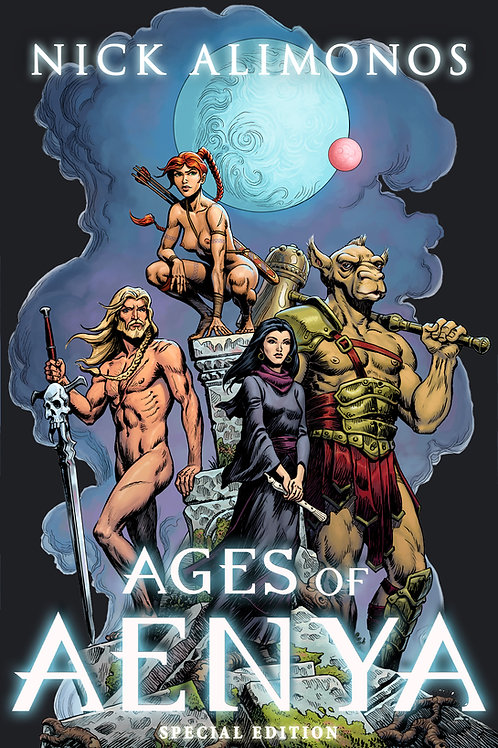 Ages of Aenya Special Edition Kindle