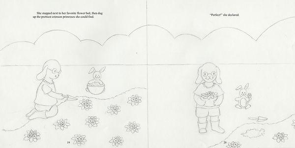 Penelope's Plan, 19-20, final drawing 2.