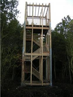Fugletårn, specialopgave