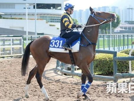 【起底の名門望族】同主馬勝出香港盃!「行樂之光」打快攻