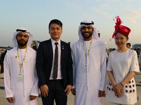 RACINGLAND's Brian Tse: Let More People Experience the Wonderful Horse Festival Like Dubai World Cup