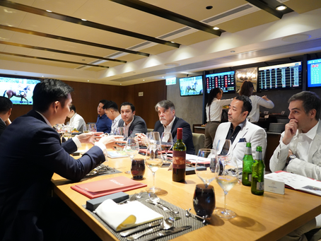 Season Opening Gathering: RacingLand Brings the Excitement of Horse Racing to Global Partners