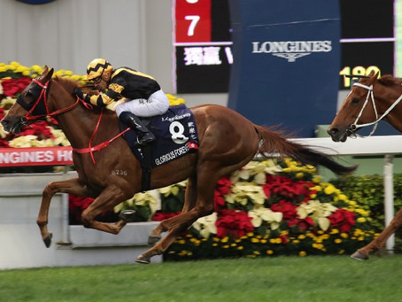 Glorious Forever Sealed A Clinical Victory at HKIR